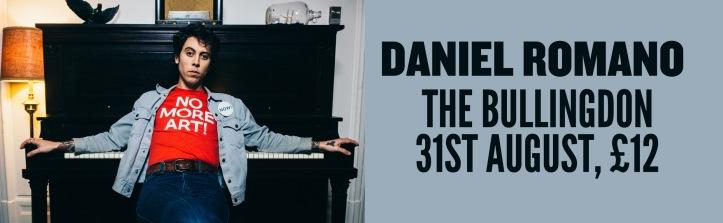 DANIEL ROMANO 2017