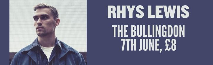 RHYS LEWIS BULLY