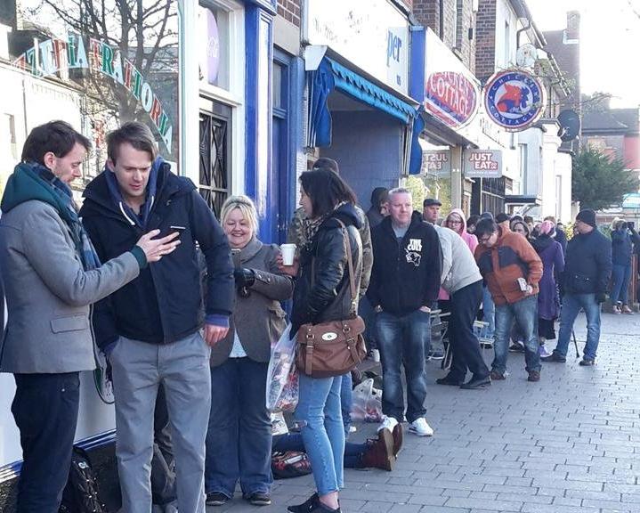 rsd queueue