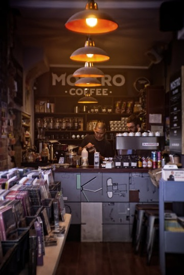(2018-04-21) Record Store Day - Coffee