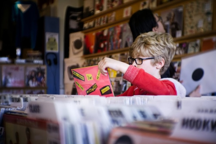 (2018-04-21) Record Store Day - Kid 2