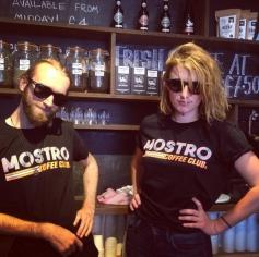 mostro shirts