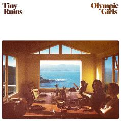Tiny Ruins - Olympic Girls. CD or LP