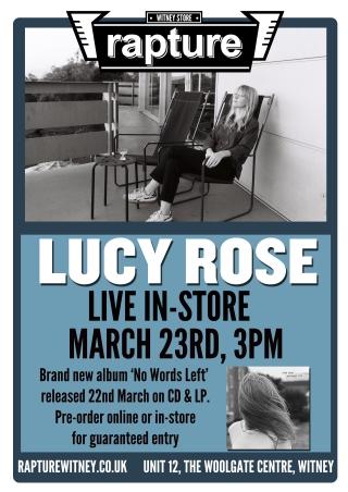 lucy rose witney copy