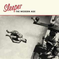 Sleeper - The Modern Age (CD, LP, Indies Only Cream LP)