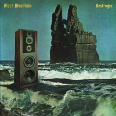 Black Mountain - Destroyer (CD, LP, Limied Dinked Edition LP)