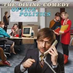 The Divine Comedy - Office Politics (CD, Deluxe CD, Colour LP)