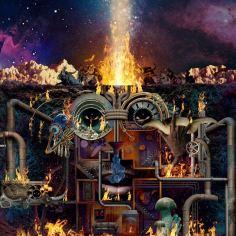 Flying Lotus - Flamagra (CD, 2xLP, 2XLP W/ Pop-Up Sleeve