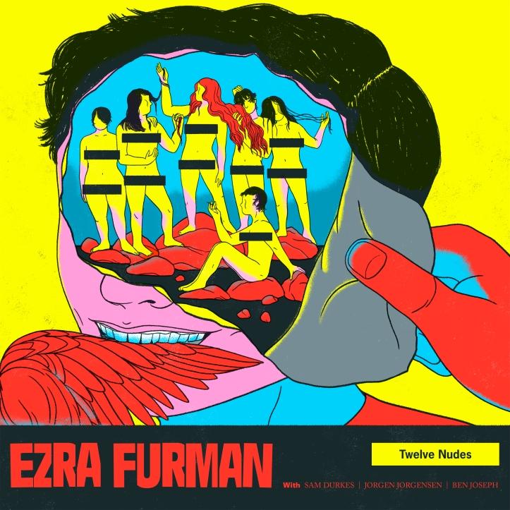 Ezra Furman - Twelve Nudes_Album Packshot