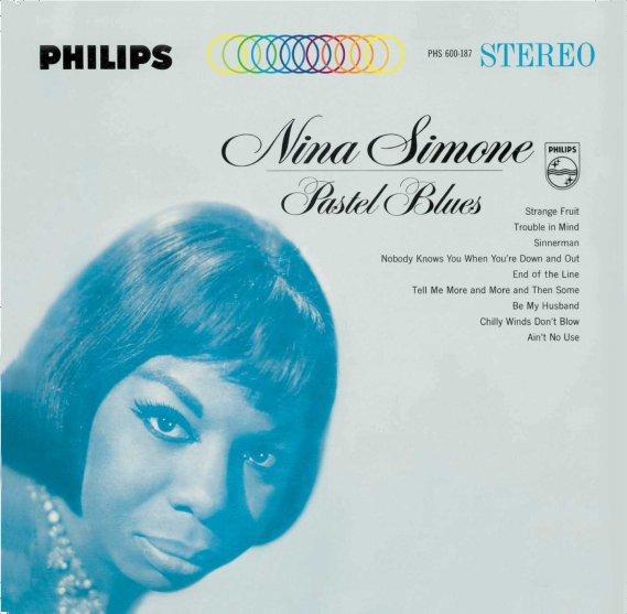 nina simone pastal blues