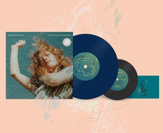 SF - LP mockup, dinked vinyl, 7 inch, postcard-V2